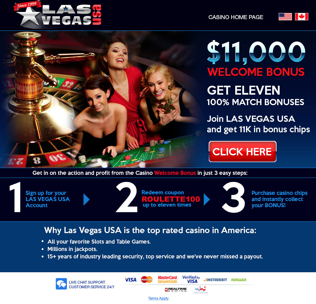 USA Casino Online - Casino Real Money