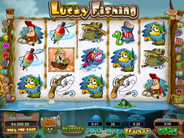 Lucky Fishing Game